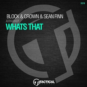BLOCK & CROWN & SEAN FINN - WHATS THAT